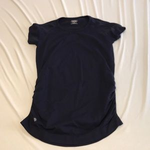 Navy blue size small Athleta short sleeve shirt